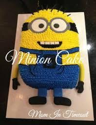 minion birthday cake ideas celebration cakes pinteres