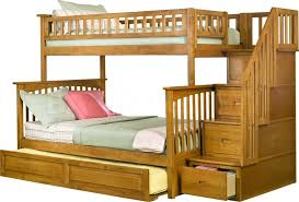 Bunk Bed With Mattresses Included Twin Over Futon Bunk Bed With Mattress Included Eva Furniture