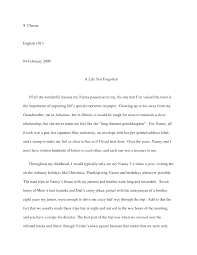 Essay How To Write A Narrative Essay About An Experience Essa examples of good narrative essays