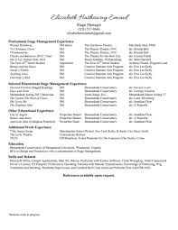 Resume With References Available Upon Request Resume U2014 Elizabeth Hathaway Emond