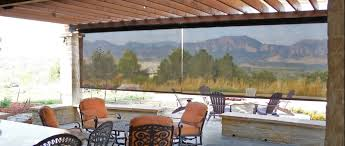 Circle Patio Furniture insolroll oasis 2600 patio sun shades innovative openings in sun