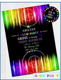hashtag neon party birthday party invitation birthday 556 best rosalie birthday images on makeup blacklight