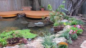 koi pond demolition koi pond installation houston texas youtube