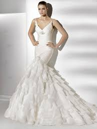 style wedding dresses charming sweetheart ruched court mermaid wedding dress