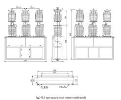 zw7 40 5 vacuum circuit breakers