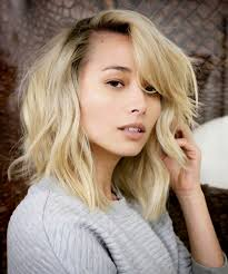 just below collar bone blonde hair styles la hair trends new spring haircuts celebrity stylists