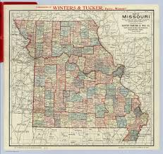 map of missouri map of missouri david rumsey historical map collection
