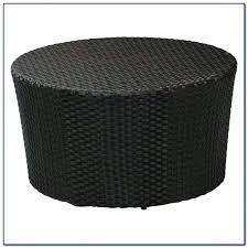 rattan coffee table outdoor round wicker coffee table round rattan coffee table cocktail outdoor