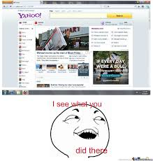 Yahoo Meme - well played yahoo well played by einhander pilot meme center