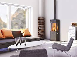 kaminofen design wärme design kaminöfen