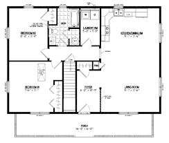 certified homes musketeer home floor plans 20 x 36 cabin 24 40