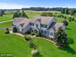 like new and supremely private home maryland luxury homes