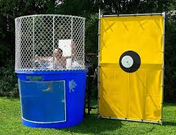 dunk tanks commercial dunk tank all jump