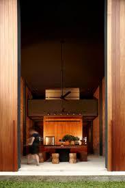 furniture lucky shophouse design wooden door livingroom ideas