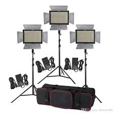 led studio lighting kit studio lighting kit yongnuo yn900 3200 5500k cri 95 900 led video