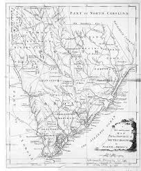 South Florida Map With Cities by South Carolina Antebellum Maps