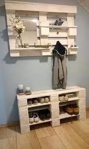 Diy Entryway Shoe Storage The 12 Brilliant Hacks Every Mom Should Know Pallet Storage