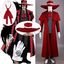 Red Coat Halloween Costume Cheap Alucard Costume Aliexpress Alibaba Group