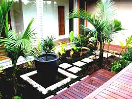 landscape ideas for small simple landscaping designs backyard on a