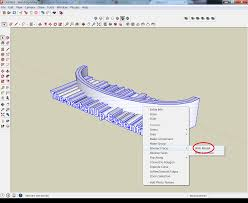 how to make a floor plan in sketchup how to create curved extruded letters on a curved sign in sketchup