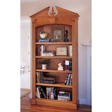 Bookshelf Woodworking Plans by Woodworking Project Paper Plan To Build Federal Bookcase