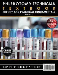 phlebotomy technician textbook theory u0026 practical fundamentals