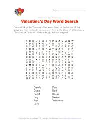 day word searches