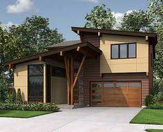 House Plans Under 2000 Square Feet Bonus Room Plan 85080ms 4 Bed Modern For An Uphill Lot Architectural