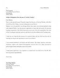 how to write a letter of resignation due to retirement resignation letter resignation letter for school reason sle