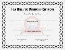 life membership certificate template 32 life membership