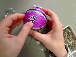 sugar plum ornament