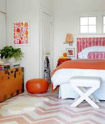 Painted Wood Floor Ideas Kids U0027 Rooms Painted Wood Floors Vs Durability