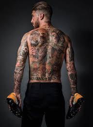 heart breaking tattoos u2013 when footballers like zlatan ibrahimovic