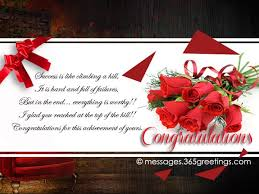 congratulations wishes messages 365greetings