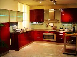 red kitchen themes kitchen design