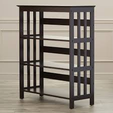 bookshelves bookcases wayfair julius 36 standard bookcase loversiq