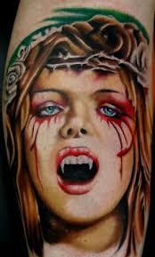 vampire tattoo images u0026 designs