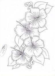 coloring pages tattoos hibiscus coloring pages download free printable coloring sheets