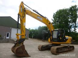 used jcb js 220 lc crawler excavators year 2013 price 74 169