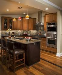 Slate Backsplash In Kitchen by 72 Best Kitchen Images On Pinterest Kitchen Granite Kitchen And