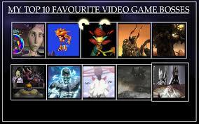 Top 10 Video Game Memes - my top 10 video game bosses meme by toongrowner on deviantart