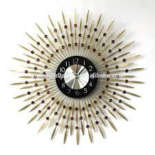 awesome living room clock 69 living room clocks next round crystal