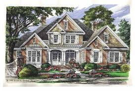 new american house plans eplans new american house plan the haynesworth 3359 square