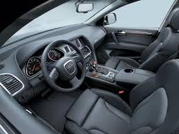 Audi Q7 2012 - audi q7 interior gallery moibibiki 10