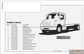 freightliner bussiness class m2 electrical schematic auto repair