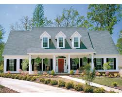Home Plans With Porch Southern House Plans With Porches Webshoz Com