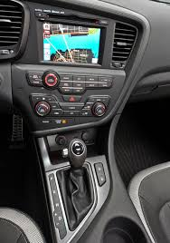 2011 Kia Optima Interior 2011 Kia Optima Launched In The Us Autoevolution