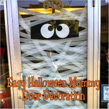 diy halloween door decorations photo album 50 best halloween door