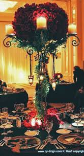 centerpieces wedding by dzign event planning las vegas