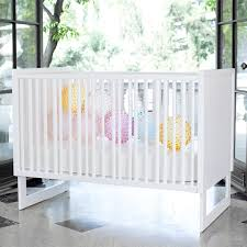 Mattress For Convertible Crib Nursery Works Loom 2 In 1 Convertible Crib With Mattress Reviews
